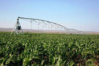Zimmatic Pivot Irrigation System in Utah