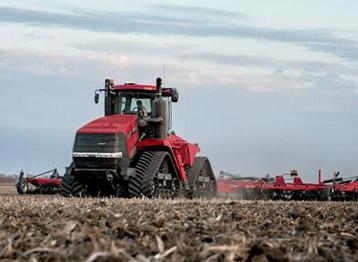 Case Steiger Tractors in Preston Idaho