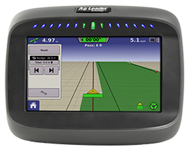 Ag Leader Precision Farming Compass GPS