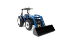 Workmaster™ Utility Tier 3 New Holland Tractor