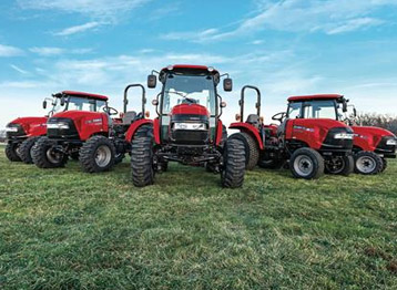Case Farmall Tractors in Idaho, Utah and Wyoming