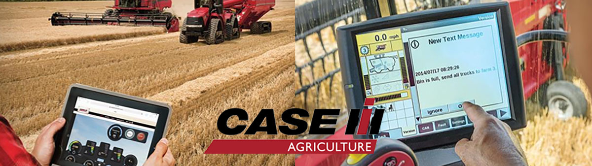 Case IH Advanced Farming Systems - GPS Auto Guidance Systems in Utah, Idaho and Wyoming
