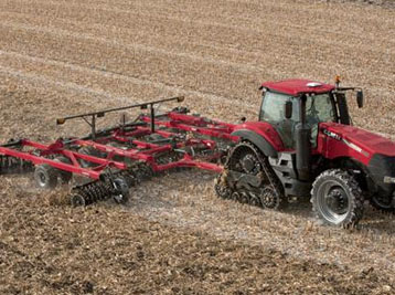 Case IH harrows, disks, tills, cultivators and rippers