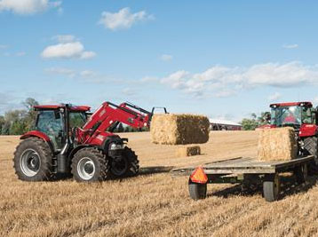 Case IH Tractor Loaders, Buckets and Attachments