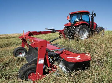 Case IH mowers and conditoners