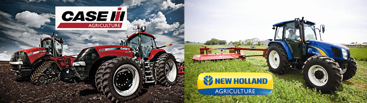 Case IH and New Holland tractor and equipment parts at Valley Implement