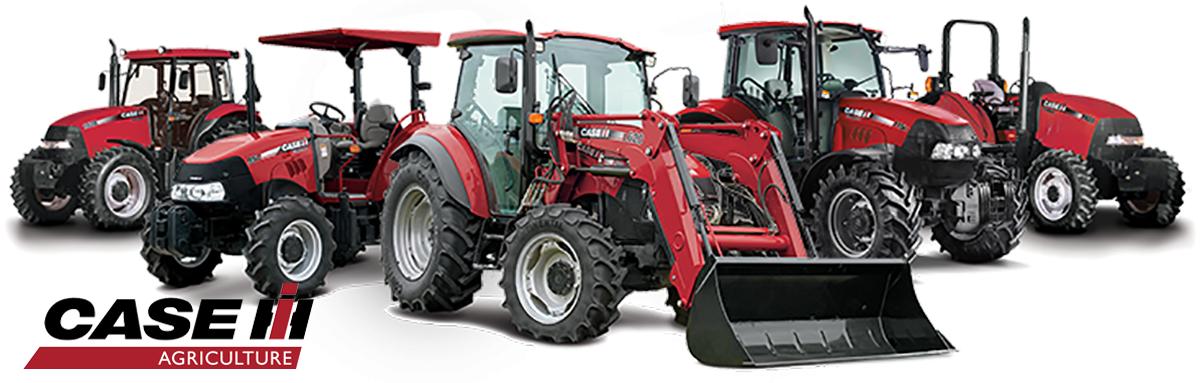 Case IH Farmall, Maxxum and Puma tractors