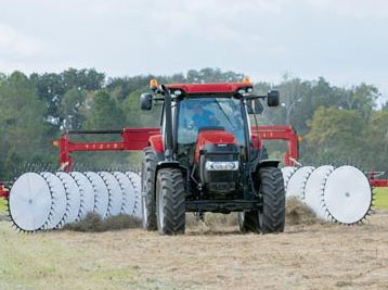 Case IH Hay Wheel Rakes & Mergers