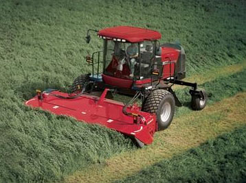 Case IH Windrowers Swather and Heads