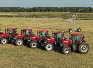 Case Puma Tractors in Idaho