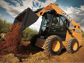 Case Skid Steer - Wheeled or Compact Track