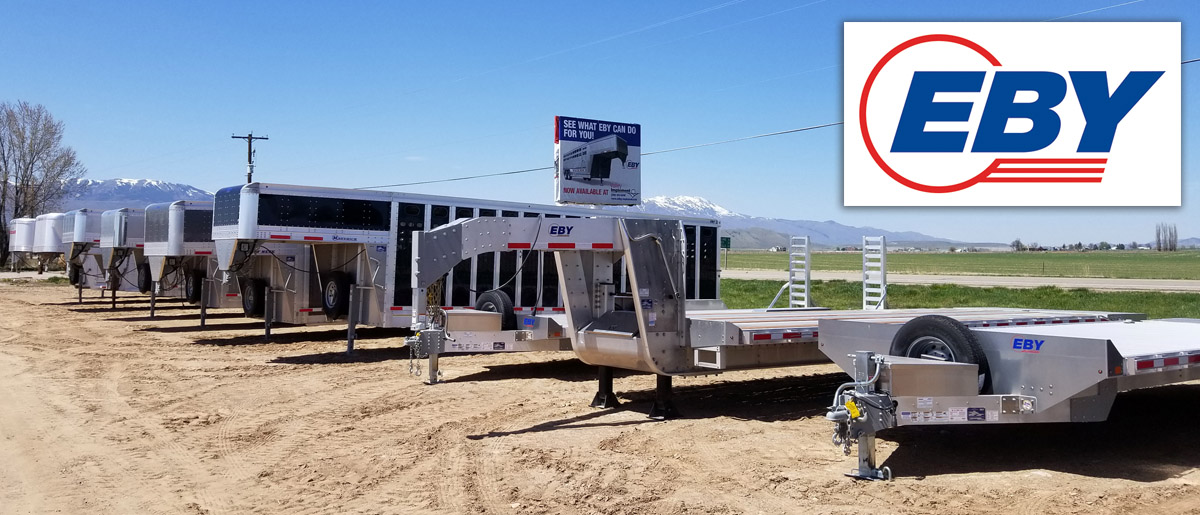 Buy Eby Aluminum Trailers & Truck Bodies in Utah and Idaho