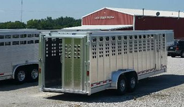 Eby Gooseneck and Bumper Pull Livestock Trailers in Utah and Idaho