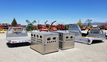 Eby Aluminum Truck Bodies & Livestock Box