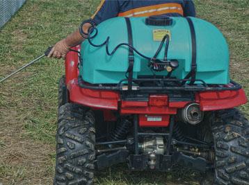 Enduraplas ATV Sprayers at Valley Implement in Idaho and Utah