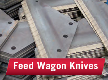 Buy Feed Mixer Wagon Knives and Blades for Supreme and Roto-mix Vertical Mixers