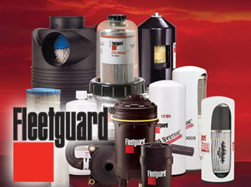 Fleetguard Filtration Exhaust Coolant, Filters and Fuel Additives