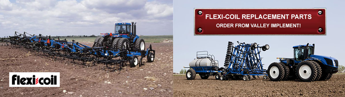 Flexi-Coil ST820 Precision Tillage, Air Drill and Air Cart