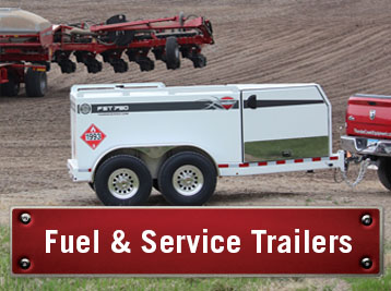 Thunder Creek Fuel, DEF and Service Trailer dealer in Utah and Idaho