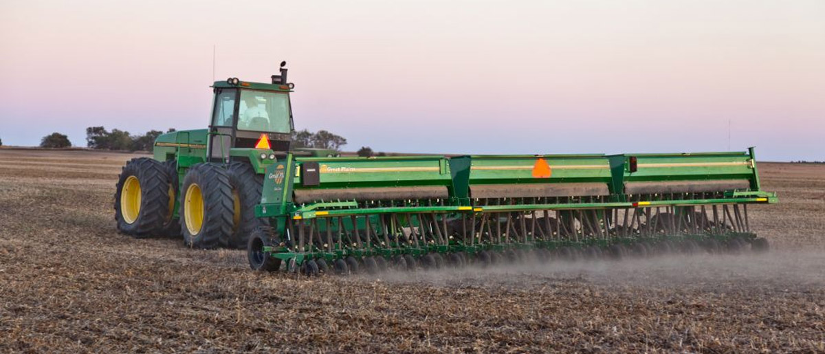 Great Plains No Till and Min-Till Drills, Heavy Duty Drills,