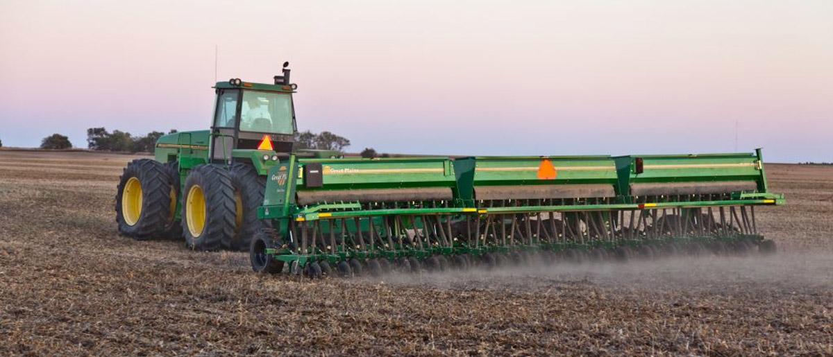 Great Plains No Till and Min-Till Drills, Heavy Duty Drills,