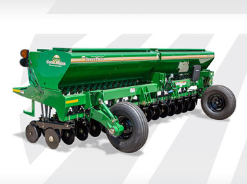 Great Plains Min-Till Drills at Valley Implement