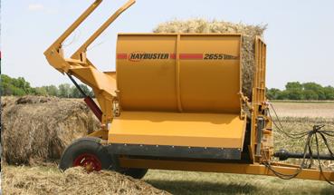 Haybuster Balebuster 2655 Feedwagon