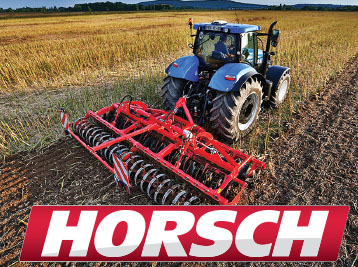 Horsch Tillage equipment Joker Harrow