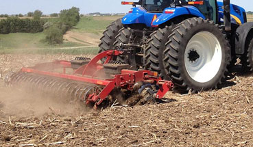 Horsch Joker MT High Speed Disc for seedbed preparation