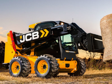 JCB Teleskid, Telescopic Handlers, Wheel Loaders and Articulating Telescopic Forklifts in Logan and Tremonton Utah.