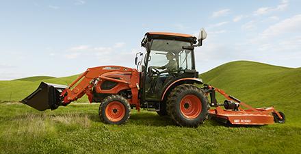 Buy CK10SE Series compact tractors in Tremonton Utah