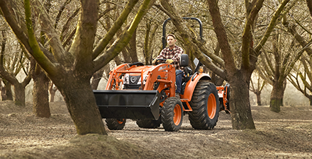 Kioti CK10 Series Tractors and parts in Utah