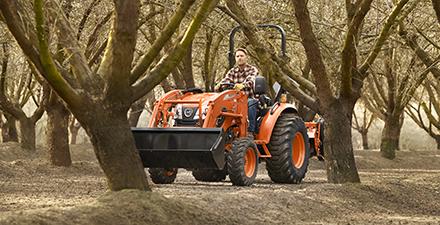 Kioti CK10 Series Tractors and parts in Utah
