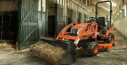 Kioti Sub Compact CS Series Tractor