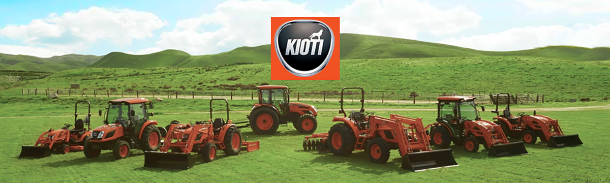 Kioti Tractors and Parts in Northern Utah
