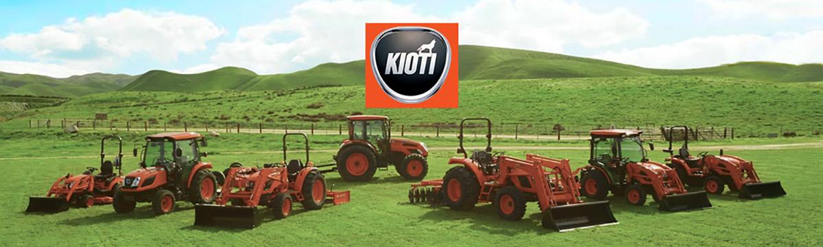 Kioti Tractors and Parts in Northern Utah
