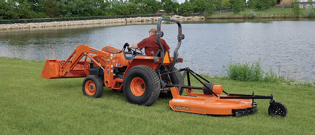 Land Pride Rotary Cutters and Rotary Tillers at Valley Implement in