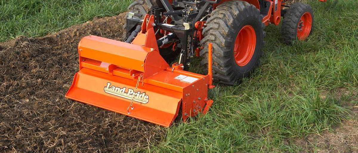 Land Pride Rotary Tillers parts and service in Idaho and Utah