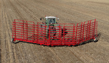 McFarlane HDL-1000 Series Heavy-Duty Forward Folding Harrow