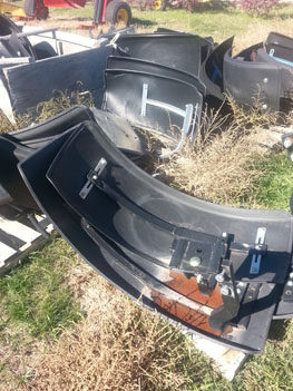 Tractor Mud Guards