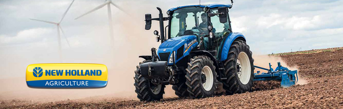 New Holland Farm and Ranch Tractors in Utah and Idaho