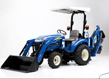 Buy Boomer Tractors in Utah and Idaho