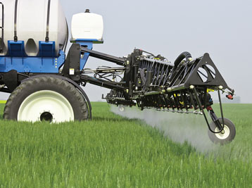 New Holland Guardian Rear and Front Boom Sprayers