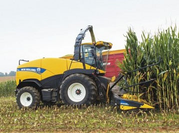 Forage Harvesters, Headers and Blowers