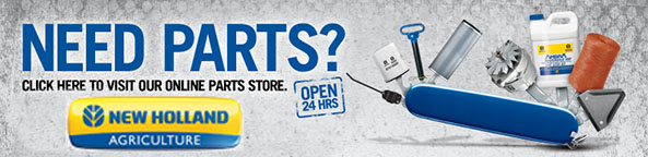 Click Here to Visit Our New Holland Online Part Store
