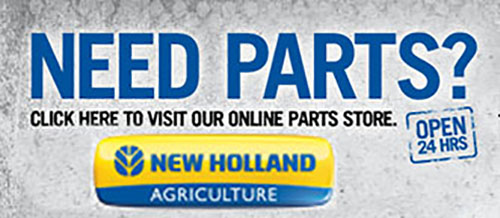 Buy New Holland Tractor parts online