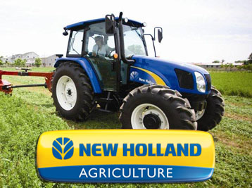 New Holland Tractors, Implements and Equipment