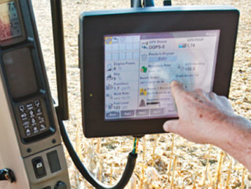 GPS Tractor Guidance Systems - CNH, Trimble and Ag Leader GPS
