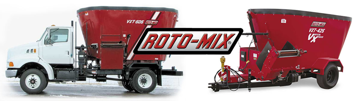 Roto-Mix Vertical Mixers and parts