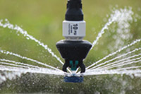 Senninger Irrigation Sprinklers for farms